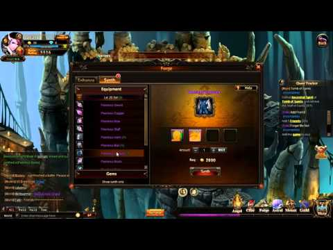 League of Angels Online Gameplay(ipad).mp4
