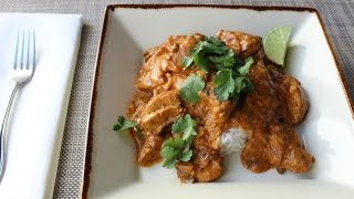 Quick & Easy Chicken Tikka Masala - Creamy Chicken Curry Recipe