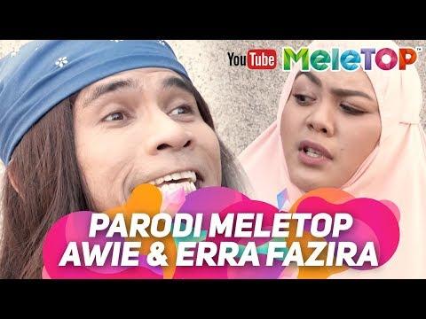 Parodi MeleTOP Awie dan Ziana Zain | Zulin Aziz & Bell Ngasri