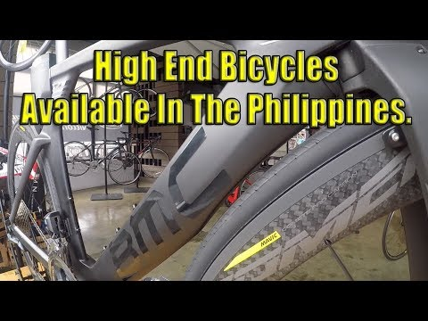 High End Bicycles Available In The Philippines.