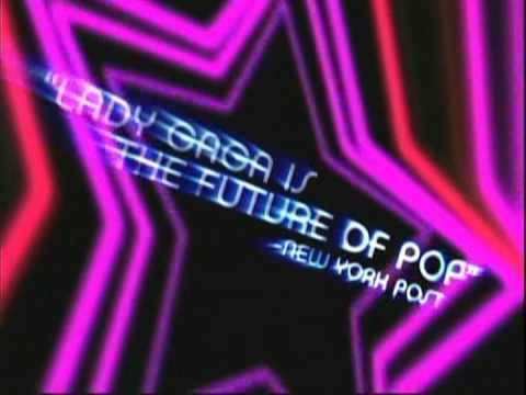 Lady GaGa The Fame  US promo commercial