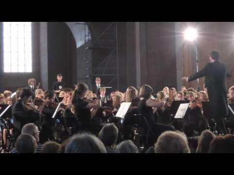 Landesjugendorchester MV - Konzert Wismar 5.7.2012