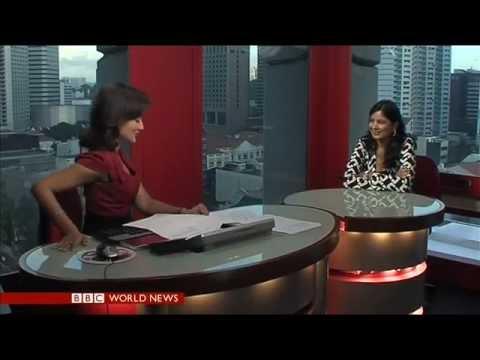 Amrita Banta China Luxury Interview on BBC