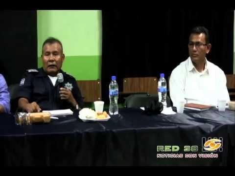 TELE T_RED 38_Comité de seguridad elabora estrategias para la reducción de la delincuencia
