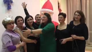 Отзыв с Новогоднего корпоратива 2016 в Солнечногорске.