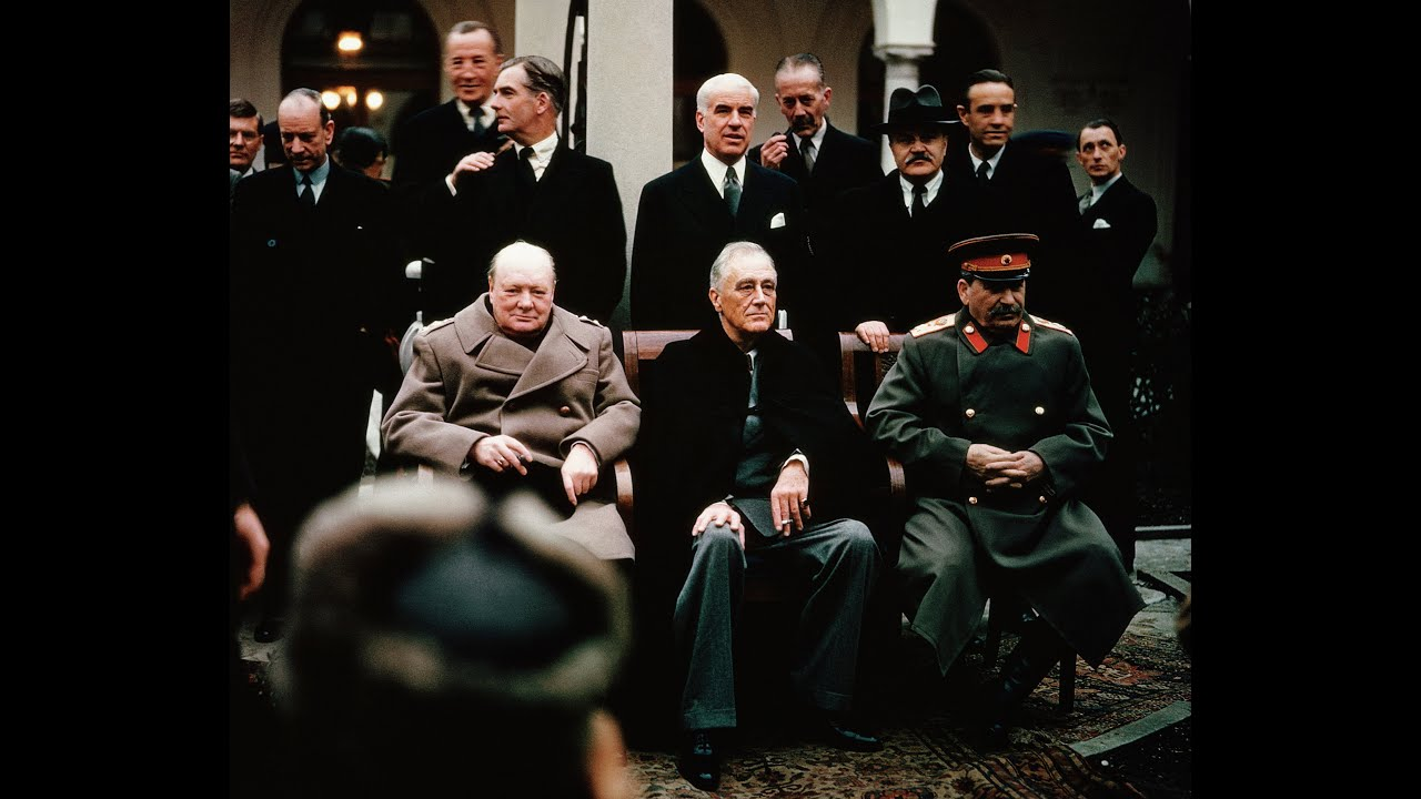 All You Need To Know About The Yalta And Potsdam Conferences Youtube