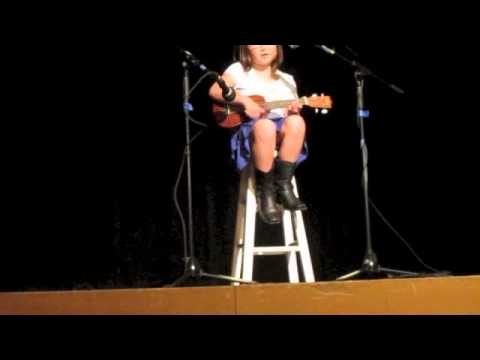 Tom Petty's American Girl by KT Age 7 (Ukulele Cover) music