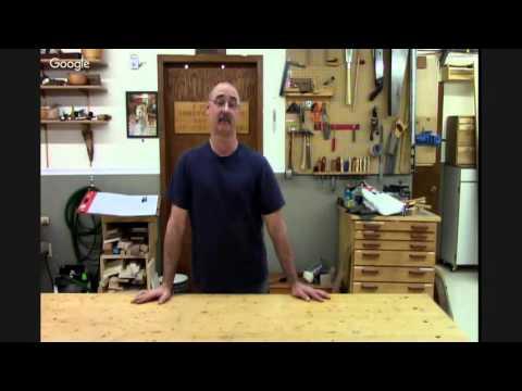 MARCH WWGOA LIVE: Woodworking Q&A with George Vondriska
