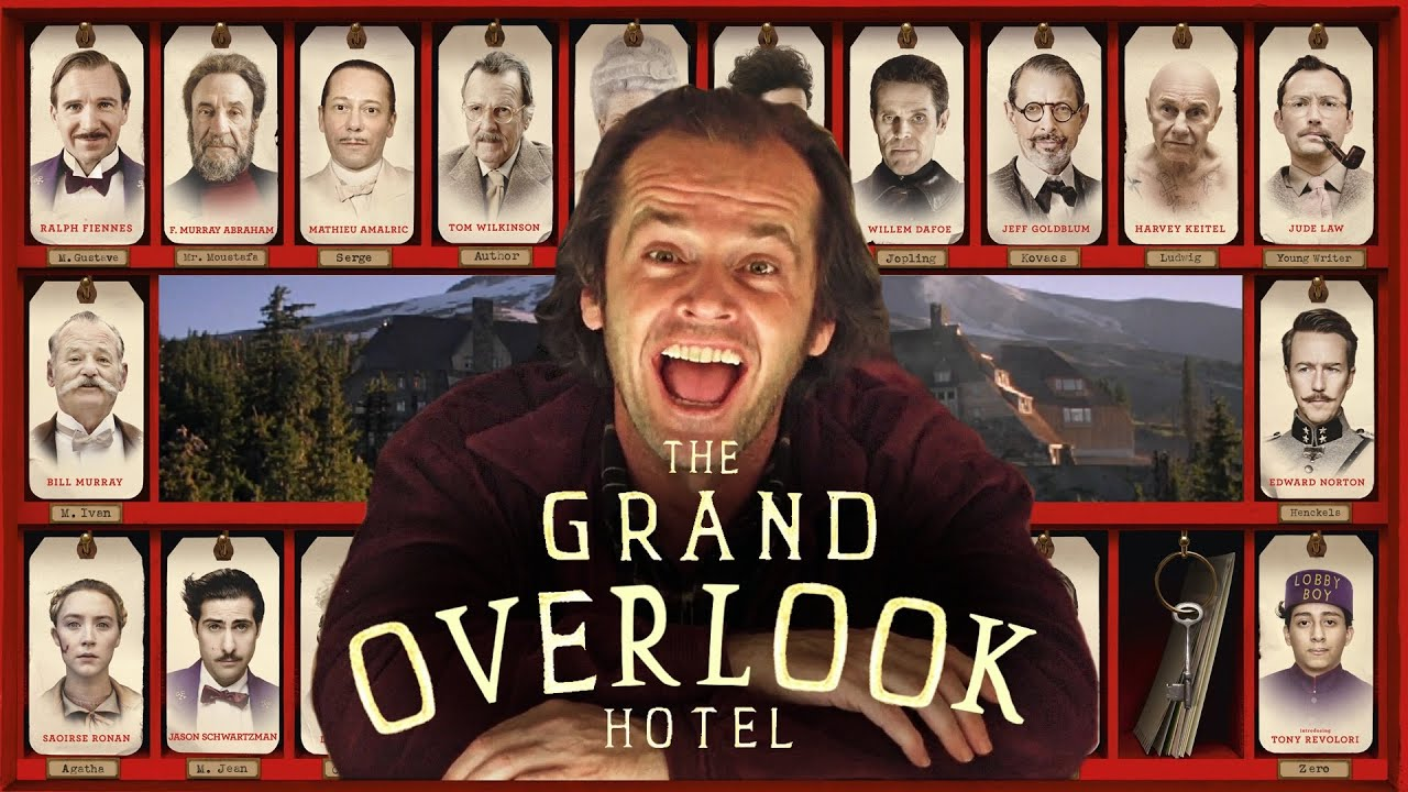 Wes Anderson S The Shining Youtube