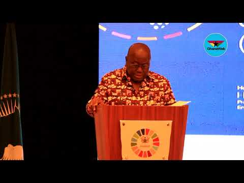President Akufo-Addo's full speech at Africa round-table meeting on UN SDGs