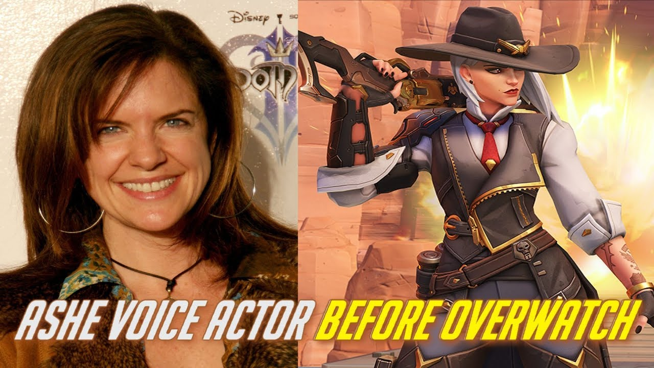 ashe overwatch voice actress