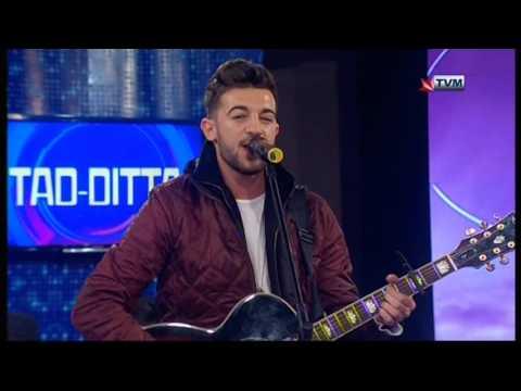 Kevin Paul Calleja - Say You Won't Let Go on Hadd Ghalik