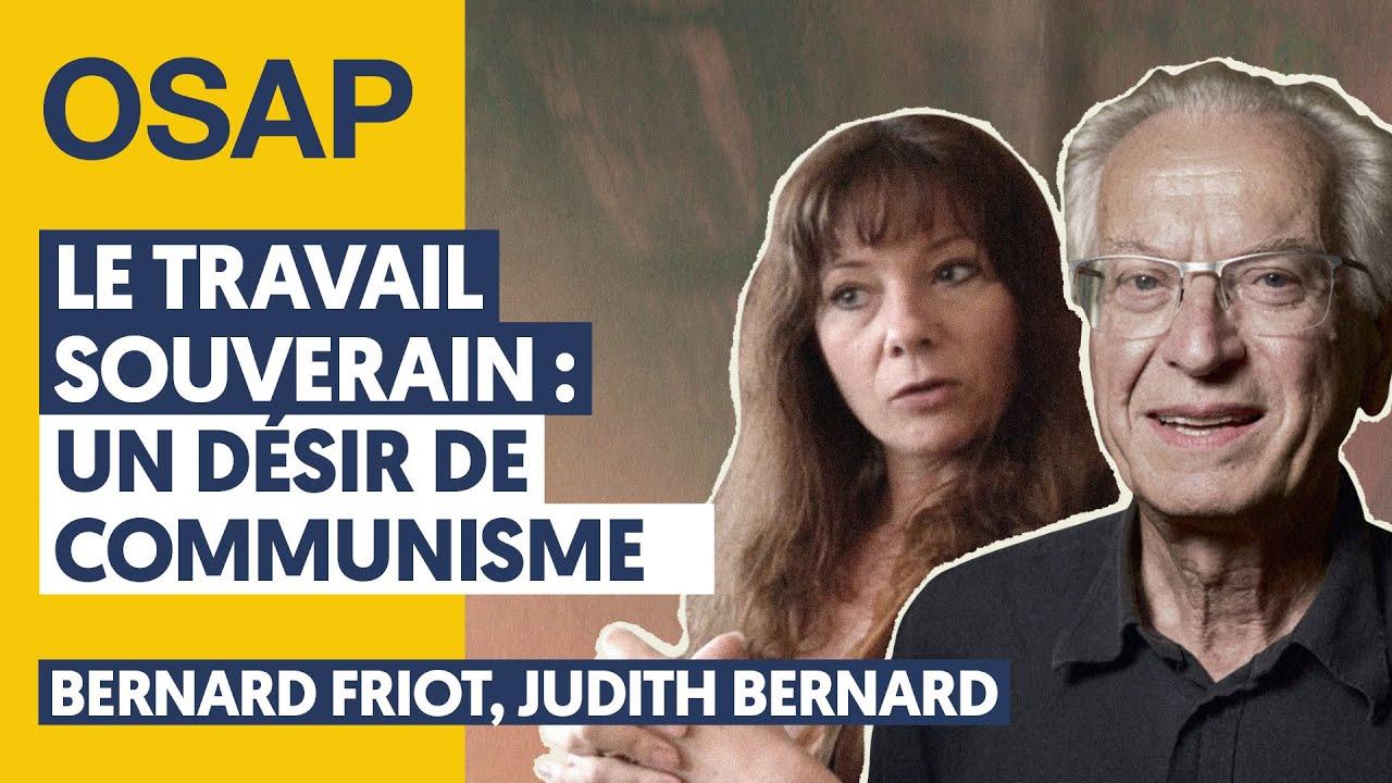 Download LE TRAVAIL SOUVERAIN : UN DÉSIR DE COMMUNISME   BERNARD FRIOT, JUDITH BERNARD