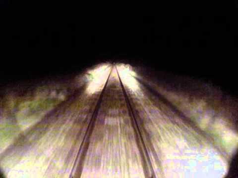 Departing Palmerston North