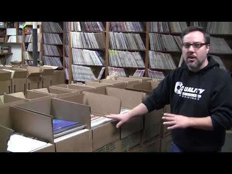Acoustic Sounds Buys Mega Record Collection
