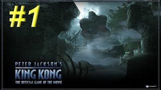 Peter Jackson's King Kong #1 - Прибытие на Остров Черепов
