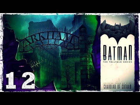"""Смотреть прохождение игры Batman: The Telltale Series. #12: """"Джон Доу"""" неизвестный."""