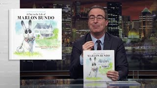 John Oliver: Marlon Bundo Children's Book