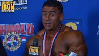 Kamal Elgargni Interview: The Incredible Story Behind Kamal's Arnold Classic 2018 Win