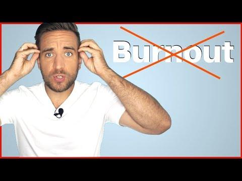 Burnout? Mach das als erstes, wenn du glaubst, auszubrennen
