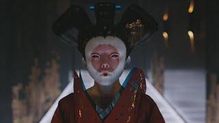 """Призрак в доспехах – тизерный ролик """"Проход гейши"""" (HD)"""