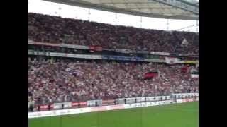 Eintracht Frankfurt  Aufstieg 2005 erbarme die Hesse komme!