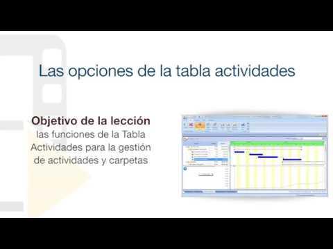 Tutorial de PriMus KRONO - Las opciones de la tabla actividades - ACCA software thumbnail