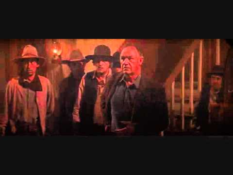 Sin Perdón - Escena Willy Munny en el bar