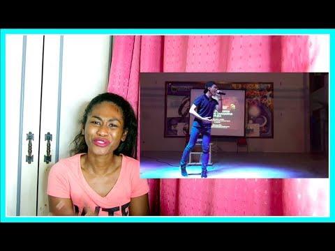 Khai Bahar - Madah Berhelah  (Live UM) | Reaction