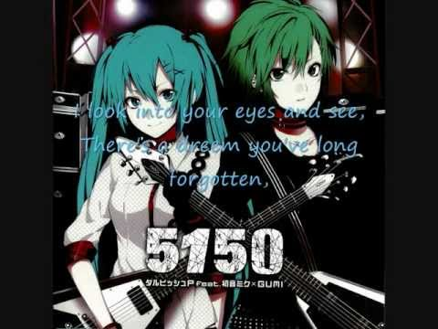 5150 ナノ  Nano ver  with lyrics