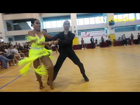 8th TDA - Latin Open Category 4 - Final