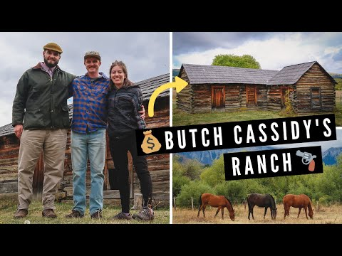 BUTCH CASSIDY Made It To Patagonia?! | Visiting Butch Cassidy's Ranch In Cholila, Argentina