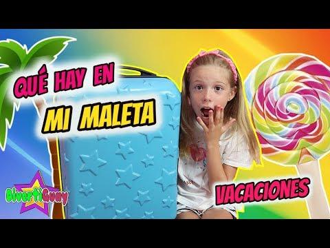 QUE HAY EN MI MALETA PARA IR DE VACACIONES!! TAG DE LA MOCHILA DE VIAJE