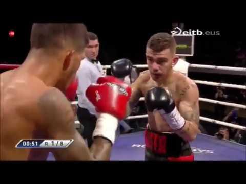 JON FERNANDEZ vs JUAN HUERTAS - FULL FIGHT eitb.com