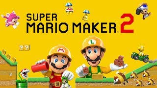 Super Mario Maker 2 【1080p】【Longplay】