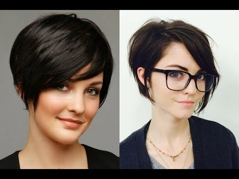Cutest Short Hairstyles For Girls 2017 Best Short Haircuts Youtube