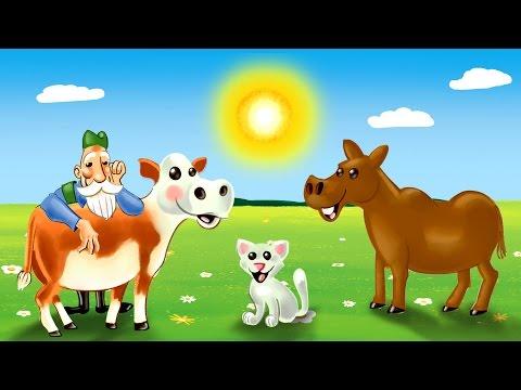 Ranko Damjanovic – Deda Paja ima farmu – (Official Video 2013) – Pesme za decu   Decije pesme