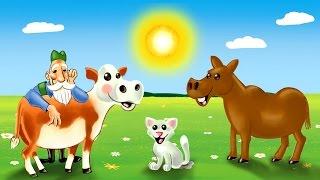 Ranko Damjanovic – Deda Paja ima farmu – (Official Video 2013) – Pesme za decu | Decije pesme