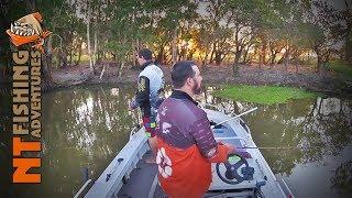 Overnight Kakadu Fishing Adventure