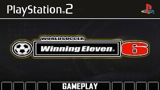 World Soccer Winning Eleven 6 [PS2] Gameplay
