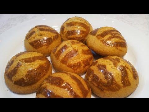 Cinnamon & Honey Cookies no Butter