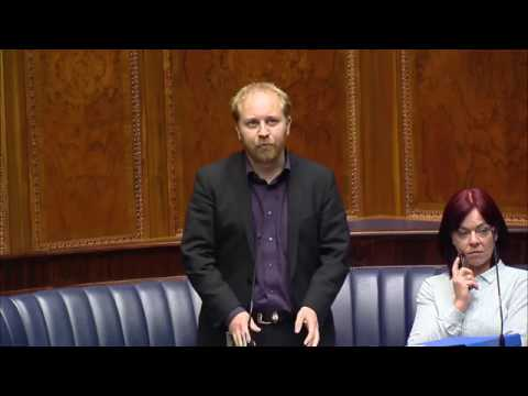 Steven Agnew MLA outlines GPNI position on Brexit