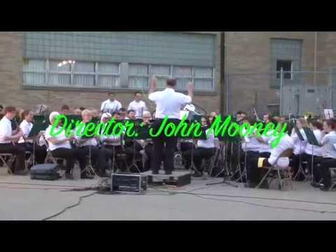 Ste. Genevieve (Mo) Municipal Band Concert 6/1/17