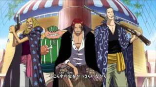 One Piece Opening 8 - Jungle P. [HD]