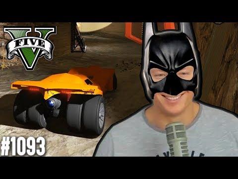 WIR SIND BATMAN (+Download)  GTA 5 - Custom Map Rennen