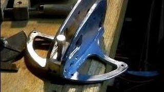 Make A Kayak Rudder  (part 1)