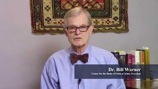Dr. Bill Warner on Political Islam: Jihad vs. Crusades