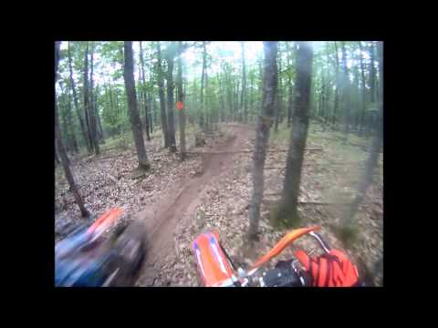 2015 Jack Pine National Enduro Section 3