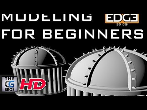 CGI Modeling Tutorial HD:
