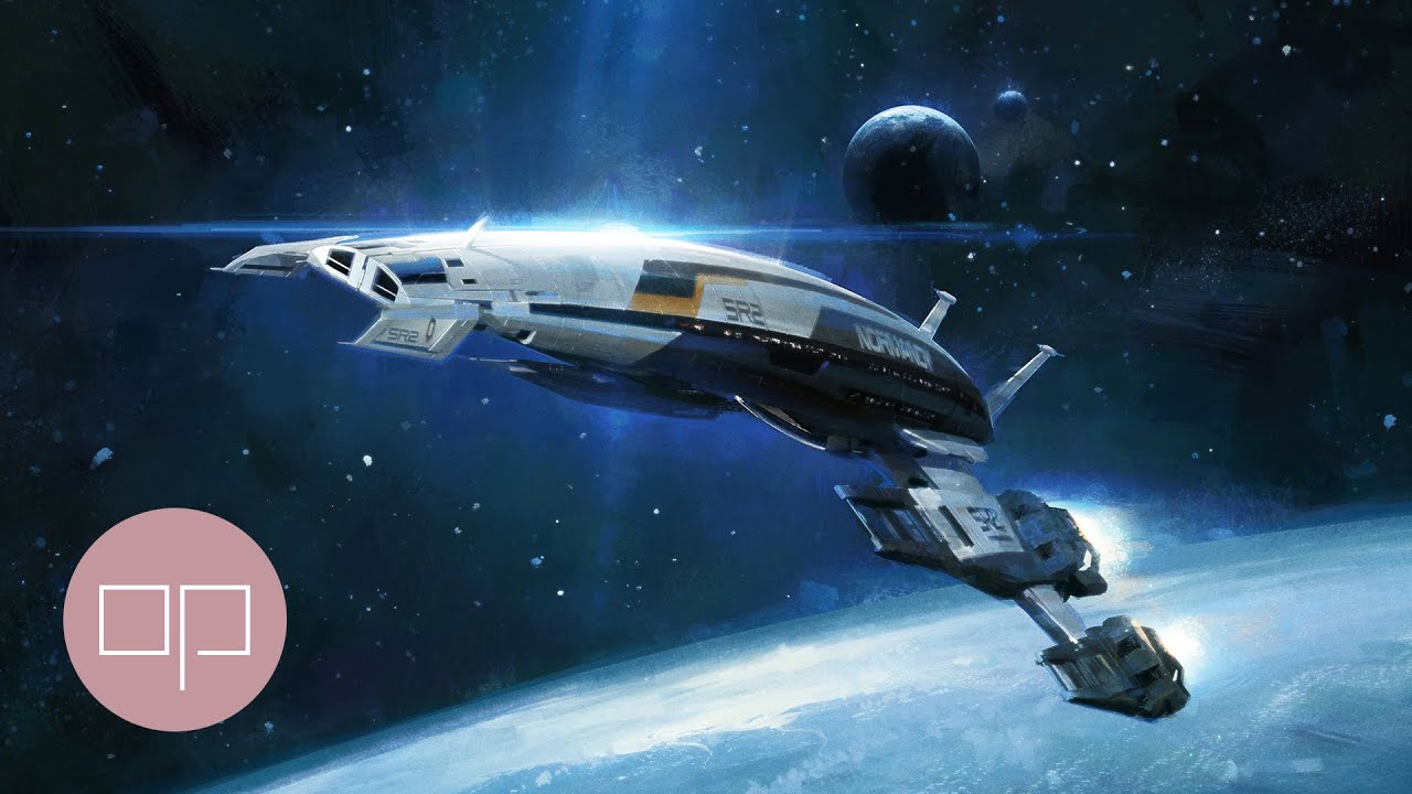 Mass Effect 2 Hd Wallpaper Other Places Normandy Sr2 Mass Effect 2 Youtube